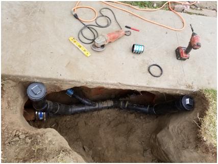 Main Sewer Maintenance