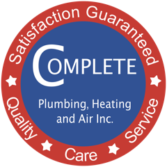 Complete Plumbing Heating and Air Inc.
